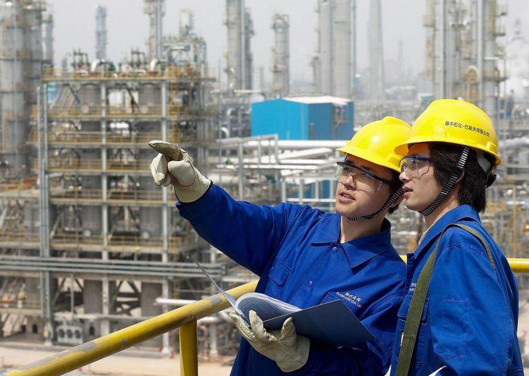 Καμπανάκι κινδύνου από τον ΟΟΣΑ για την κινεζική οικονομία | tovima.gr