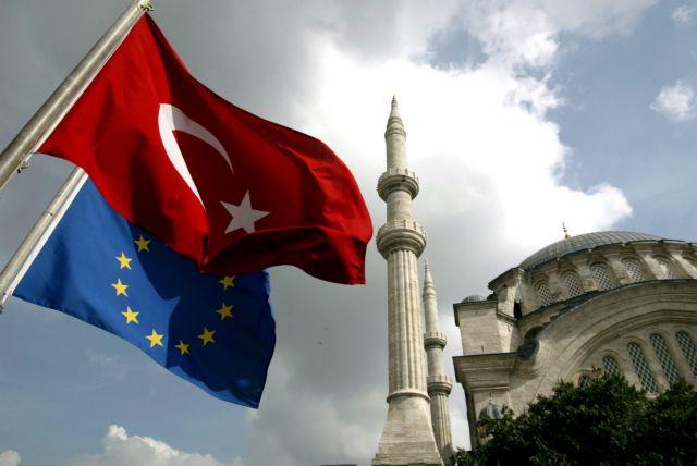 Τουρκία: Αδυναμία της συμφωνίας η επιμονή για τον αντιτρομοκρατικό νόμο   tovima.gr
