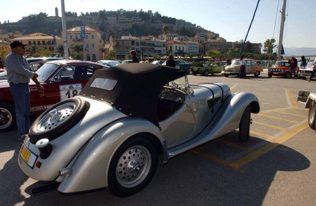 Ράλι με αυτοκίνητα αντίκες στα Χανιά | tovima.gr