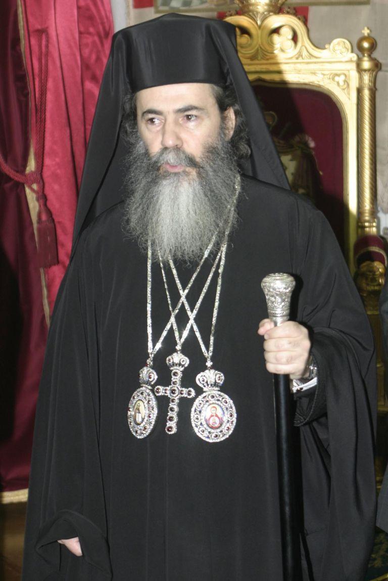 Ο Πατριάρχης Θεόφιλος εστιάζει στη βία κατά των χριστιανών στη Μ.Ανατολή | tovima.gr
