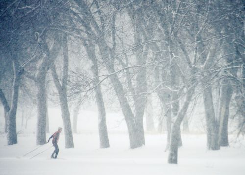 Η ζέστη φέρνει χιονοθύελλες! | tovima.gr