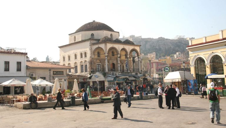 Αναστήλωση του ναού της Παναγιάς και του τζαμιού στο Μοναστηράκι ζητά ο Αρχιεπίσκοπος | tovima.gr