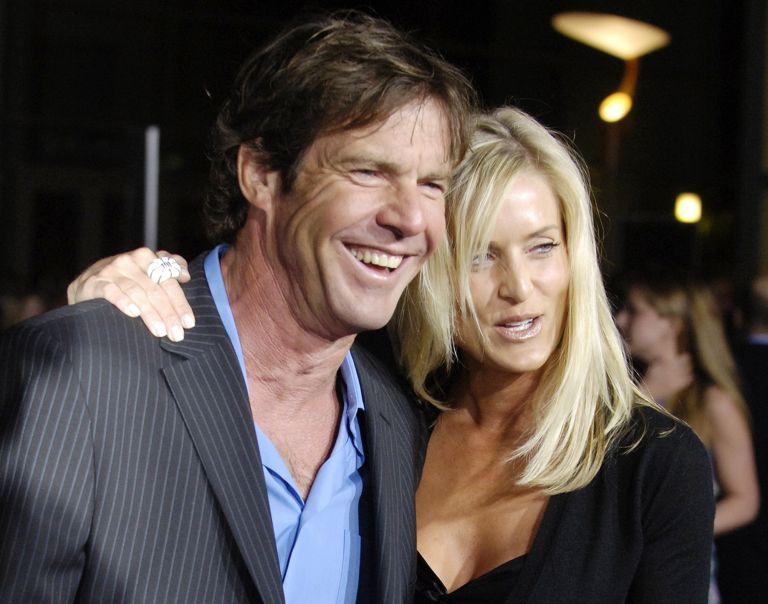 Ο Ντένις Κουέιντ κατέθεσε αίτηση διαζυγίου | tovima.gr