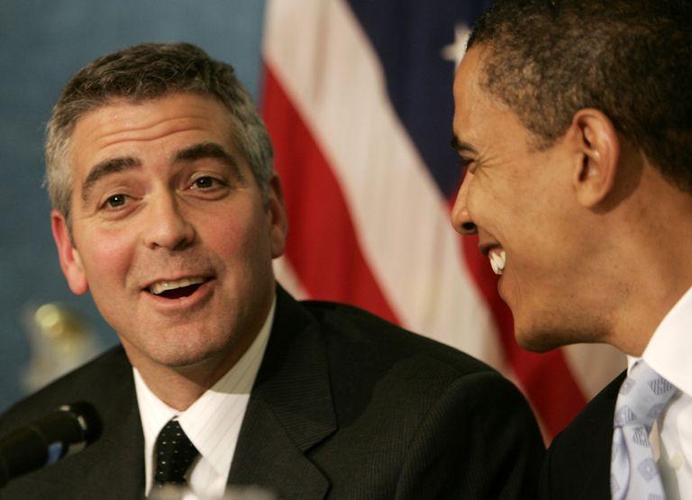 Πάρτι για τον Ομπάμα από τον Τζορτζ Κλούνεϊ | tovima.gr