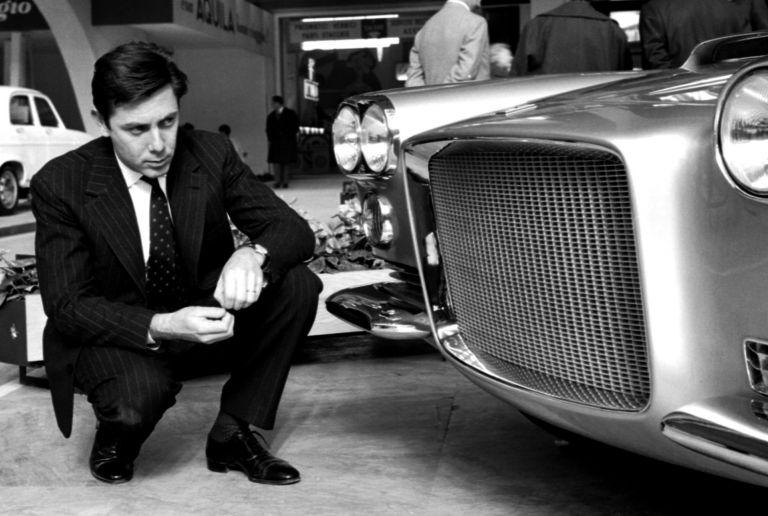 Απεβίωσε o ιταλός σχεδιαστής αυτοκινήτων Σέρτζιο Πινινφαρίνα | tovima.gr