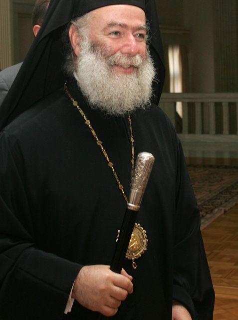 Πατριάρχης Αλεξανδρεία: Η Ελλάδα το νέο έτος να βγει ισχυρή | tovima.gr