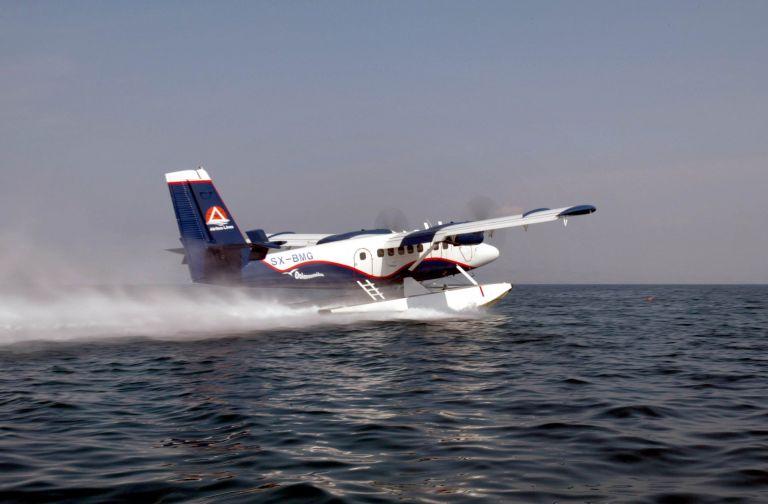 Υδροπλάνα στο Αιγαίο το 2012 | tovima.gr