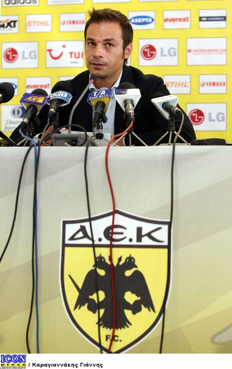 ΑΕΚ: Ο Ντέμης στον δρόμο της επιστροφής | tovima.gr