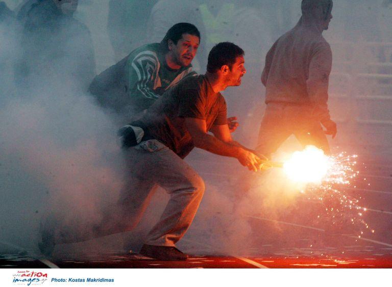 Νέα επεισόδια μεταξύ χούλιγκαν στην Αθήνα   tovima.gr