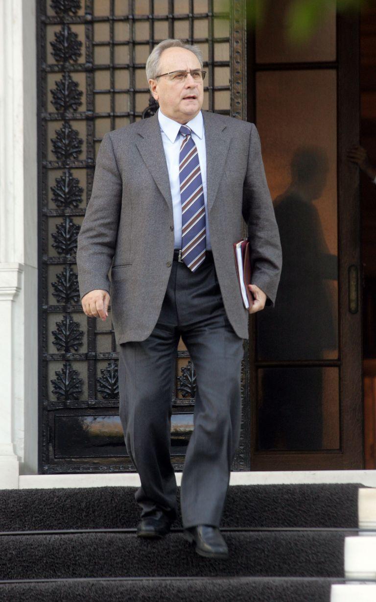 Ο Ν. Κωνσταντόπουλος απορρίπτει τα σενάρια περί πρωθυπουργίας του | tovima.gr