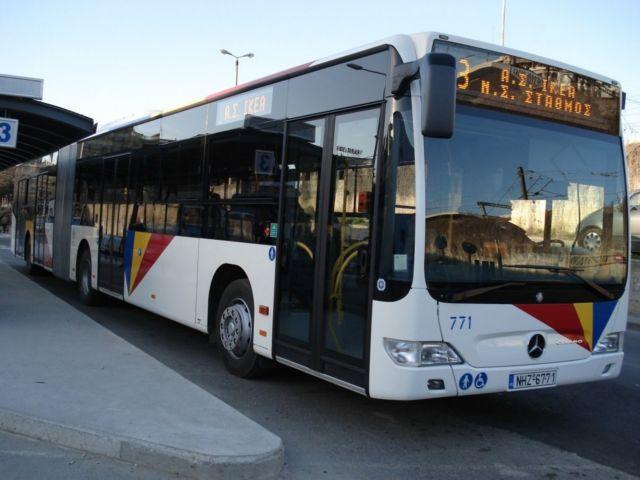 Τροποποίηση της σύμβασης του ΟΑΣΘ ανακοίνωσε ο Χρ. Σπίρτζης | tovima.gr