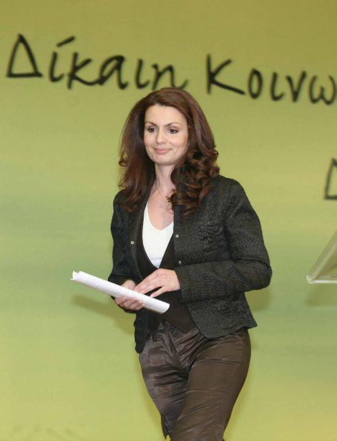 Αποχωρεί από το ΠΑΣΟΚ η Κατερίνα Διαμαντοπούλου | tovima.gr