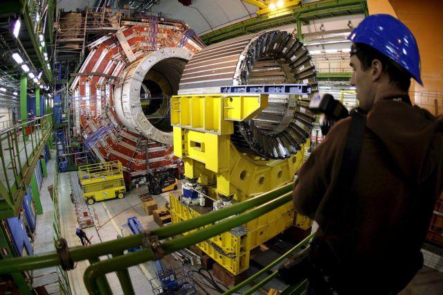 Κεντρική Μακεδονία – CERN: υπέγραψαν σύμφωνο συνεργασίας   tovima.gr