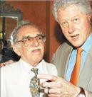 Ο Μπιλ Κλίντον μεγάλος θαυμαστής του Γκαμπριέλ Γκαρσία Μάρκες | tovima.gr