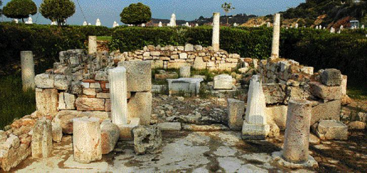Ο «βουλιαγμένος» ναός του Απόλλωνα | tovima.gr