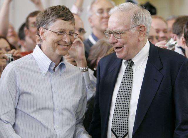 Μπιλ Γκέιτς vs Τομά Πικετί: Προτιμώ να κάνω δωρεές, όχι να φορολογούμαι | tovima.gr