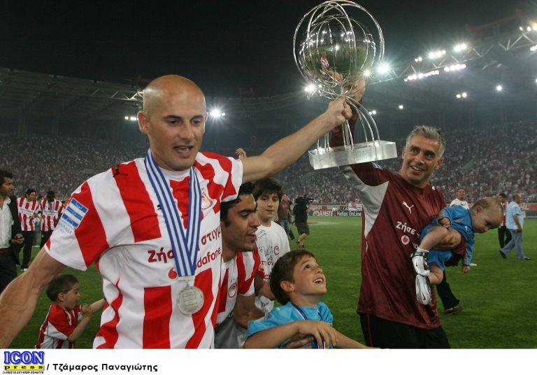 Ολυμπιακός: Ευχές στον Πρέντραγκ Τζόρτζεβιτς | tovima.gr