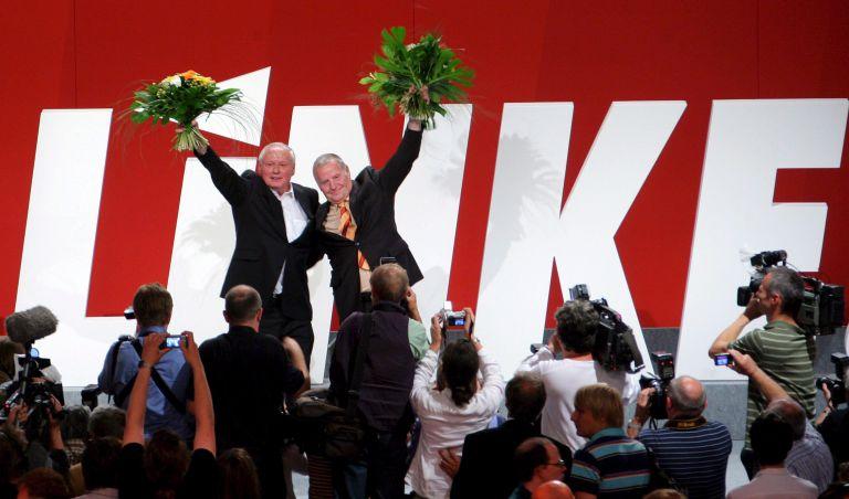 Γερμανική «Αριστερά»: η Ελλάδα δεν θα ξεφύγει από το χρέος με μνημόνιο   tovima.gr
