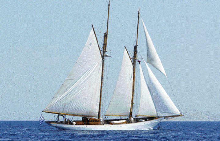 Το Αελλώ πλέει ξανά με ελληνικά πανιά | tovima.gr