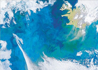 το πυρήνα του πάγου της Γροιλανδίας ο  λτο Χάμσαϊρ