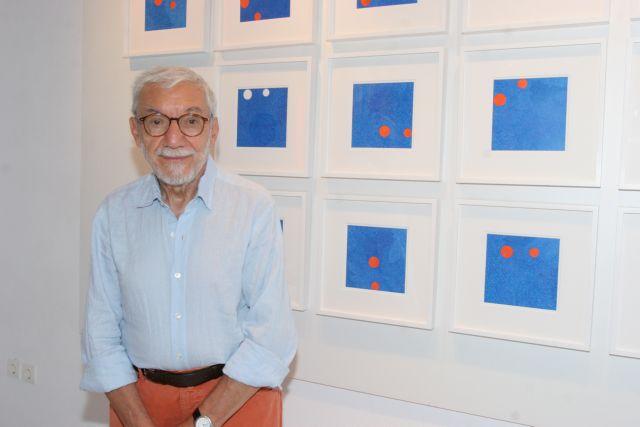 Απεβίωσε σε ηλικία 87 ετών ο διεθνούς φήμης εικαστικός Στίβεν Αντωνάκος   tovima.gr
