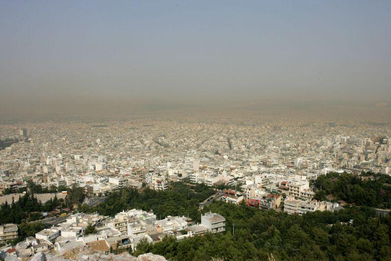 Ξεπέρασε το όριο συναγερμού το όζον στην Αθήνα   tovima.gr