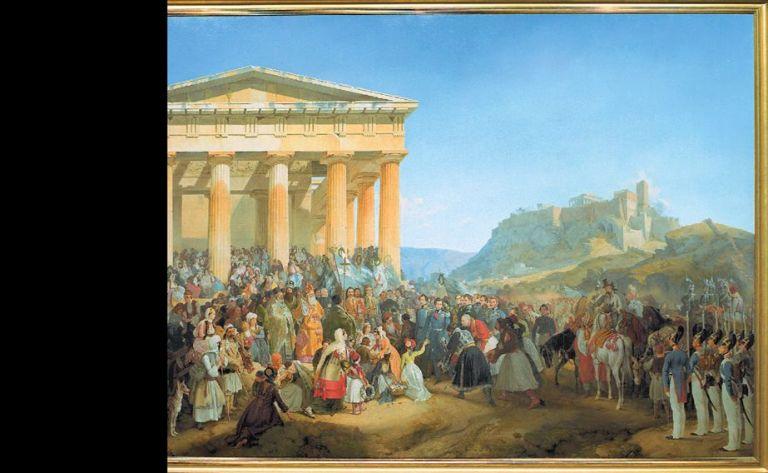 Στις 3 Σεπτεμβρίου 1843 κλείνει ο κύκλος  της απόλυτης μοναρχίας και η Ελλάδα  αποκτά το πρώτο Σύνταγμα και την πρώτη  κοινοβουλευτική κυβέρνηση | tovima.gr