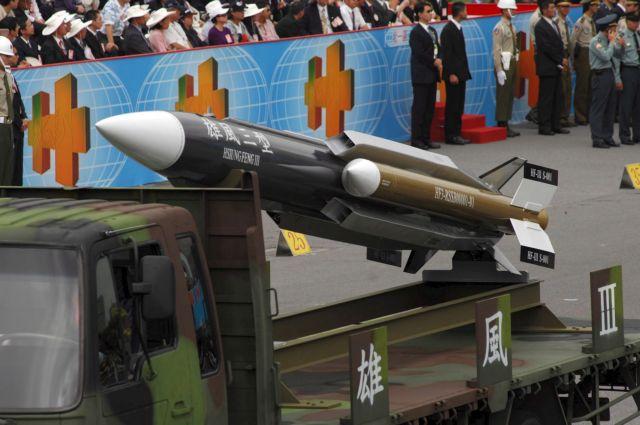 Ένας νεκρός από κατά λάθος εκτόξευση πυραύλου στην Ταϊβάν   tovima.gr
