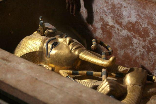 Δεν υπάρχει μυστικός θάλαμος πίσω από τον τάφο του Τουταγχαμών | tovima.gr