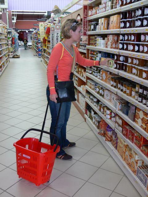 Μόνιμες εκπτώσεις στο σουπερμάρκετ   tovima.gr