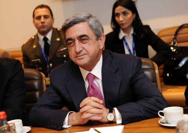 Αρμενία: Νίκη στις βουλευτικές εκλογές για το κόμμα του προέδρου Σαρκισιάν | tovima.gr