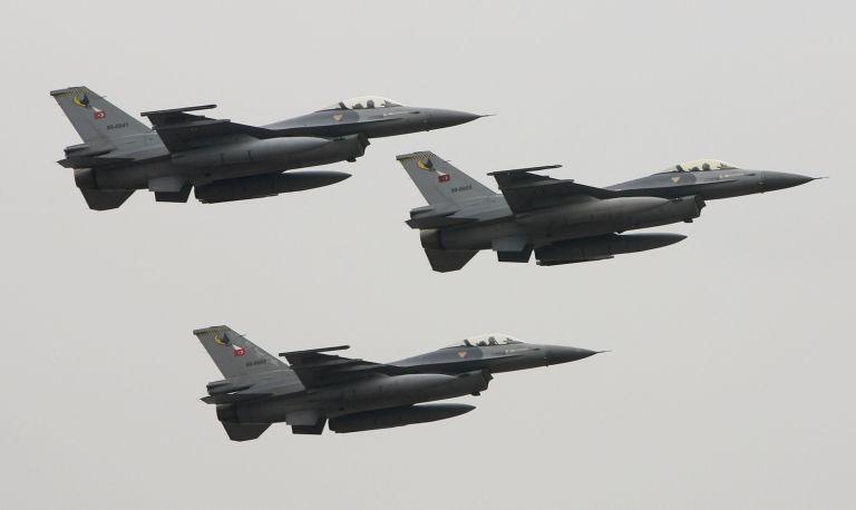 40 F-16 του Ισραήλ πάνω από το Οικόπεδο 12 της Κύπρου | tovima.gr