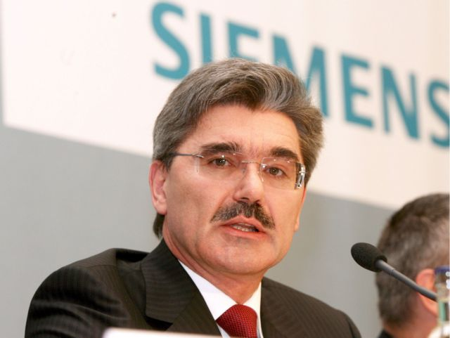 Joe Kaeser: Η ψηφιοποίηση απαιτεί προσαρμοστικότητα επιχειρήσεων | tovima.gr