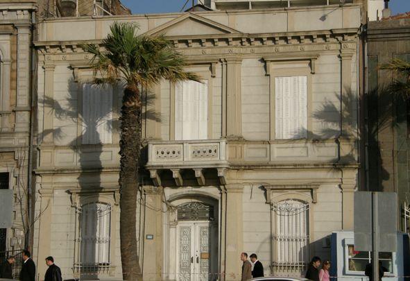 Αναστηλώνεται το ιστορικό κτήριο του προξενείου της Ελλάδας στη Σμύρνη   tovima.gr