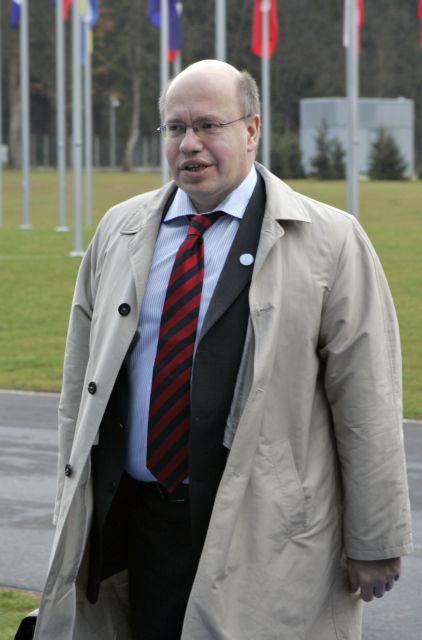 Πέτερ Αλτμάγιερ: Κάντε κυβέρνηση και μετά συζητάμε | tovima.gr