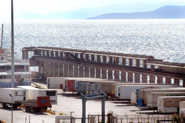 ΟΛΠ: Ερωτηματικά από τρόικα για την εξαίρεση της Δραπετσώνας | tovima.gr