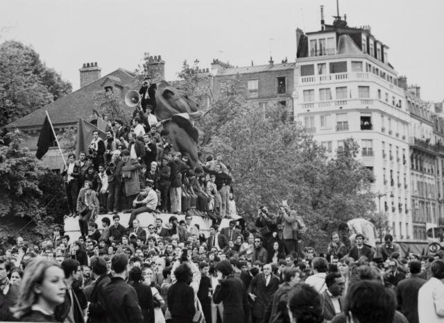 1968: 50 χρόνια από το Μάη του ΄68 | tovima.gr