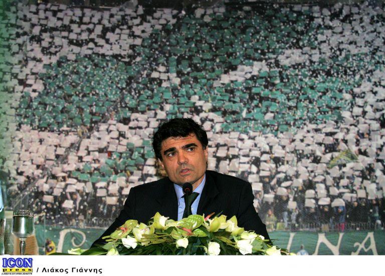 Οι εξηγήσεις Βαρδινογιάννη για το γήπεδο του ΠΑΟ και τη ΓΗΠΕΛ | tovima.gr