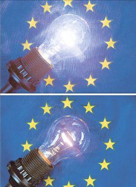 Απαγόρευση της λάμπας  πυράκτωσης ως το 2009  εξετάζει η ΕΕ   tovima.gr