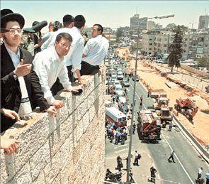 Επίθεση με εκσκαφέα στην Ιερουσαλήμ   tovima.gr