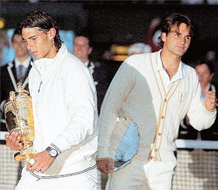 Ο Ναδάλ διεκδικεί τον θρόνο του τένις | tovima.gr