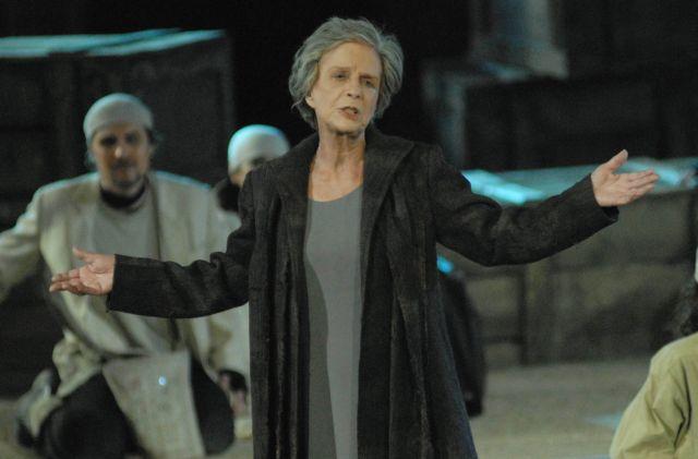Stage and film actress Antigone Valakou passes away, aged 83 | tovima.gr
