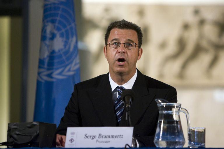 Σ. Μπράμερτς: Απαράδεκτη η άρνηση της γενοκτονίας στη Σρεμπρένιτσα | tovima.gr