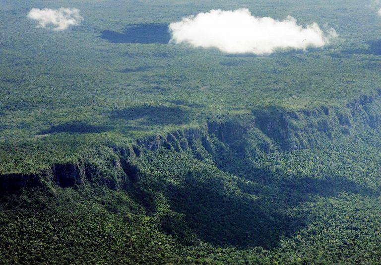Αμφιλεγόμενο φράγμα δημιουργείται στον Αμαζόνιο | tovima.gr