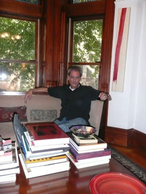 Πολ Οστερ: Το σώμα θυμάται | tovima.gr