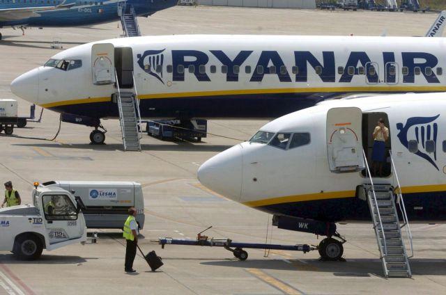 Δεύτερος παίκτης στην αγορά η Ryanair   tovima.gr
