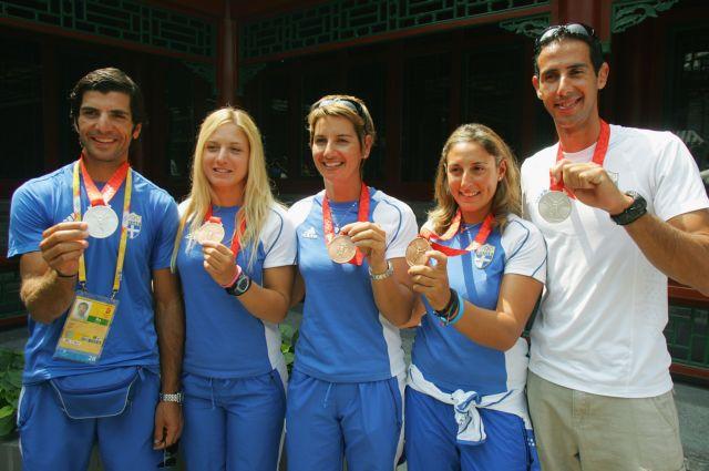 Πού «χάθηκαν»  τα μετάλλια του 2008   tovima.gr