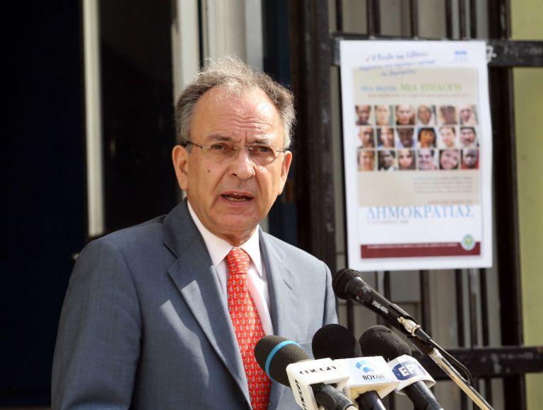 Ο Δ. Σιούφας ζητάει την επανένωση της Νέας Δημοκρατίας | tovima.gr