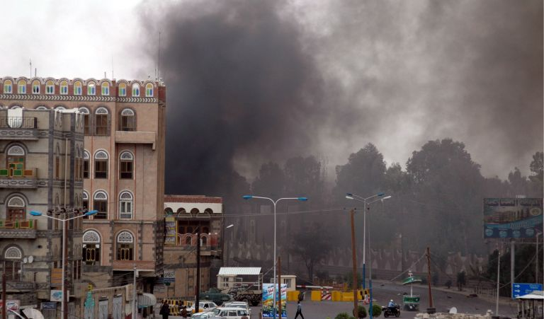 Υεμένη: Νέα αιματηρή επίθεση της αστυνομίας κατά ομάδας διαδηλωτών | tovima.gr