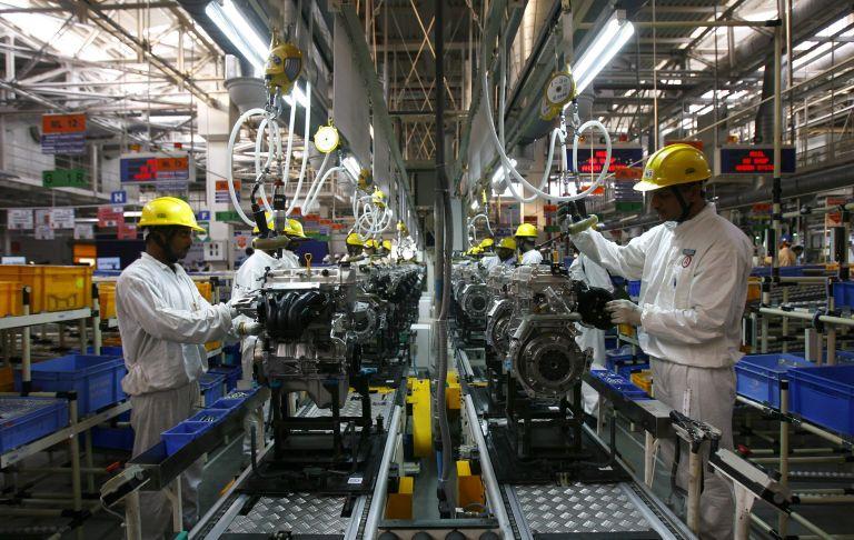 Ευρωζώνη : Αυξημένη  0,3% η βιομηχανική παραγωγή | tovima.gr